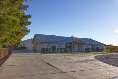 18271 Ranchero Road, Hesperia, CA 92345 - MLS#: CV17267694