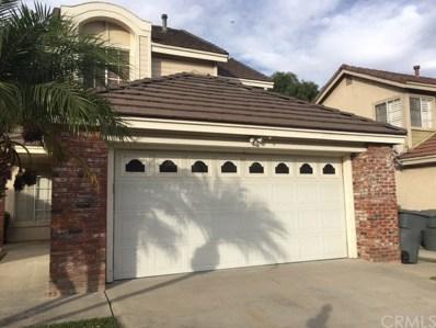 6744 Wrangler Road, Chino Hills, CA 91709 - MLS#: CV17267795