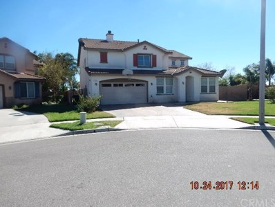 7667 Yellow Iris Court, Fontana, CA 92336 - MLS#: CV17268633
