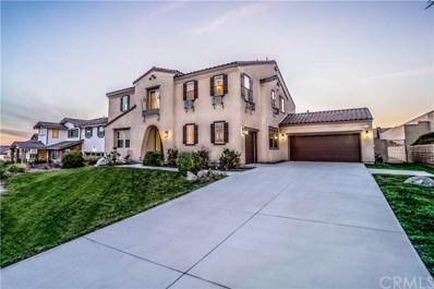 4976 Golden Ridge Place, Rancho Cucamonga, CA 91739 - MLS#: CV17269122