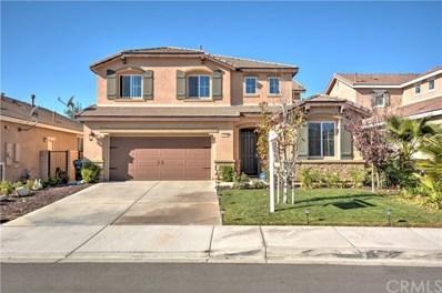 18340 Betony Place, San Bernardino, CA 92407 - MLS#: CV17269292