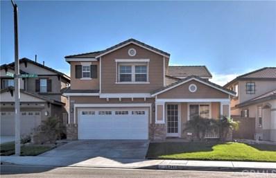 15349 Palm Leaf Lane, Fontana, CA 92336 - MLS#: CV17270073
