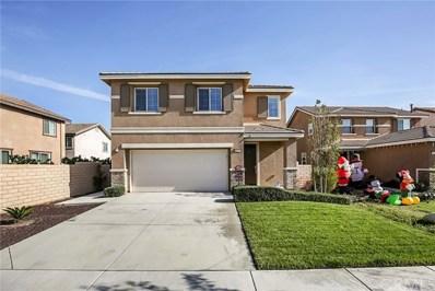 18389 Damiana Lane, San Bernardino, CA 92407 - MLS#: CV17270370