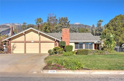9726 Whirlaway Street, Alta Loma, CA 91737 - MLS#: CV17270626