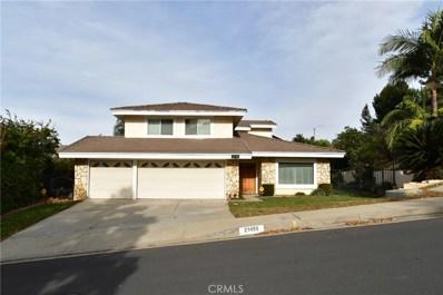 21499 Ambushers Street, Diamond Bar, CA 91765 - MLS#: CV17272751