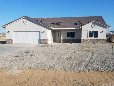 22224 Lone Eagle Road, Apple Valley, CA 92308 - MLS#: CV17272782