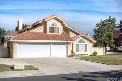 282 Port Royal Way, Riverside, CA 92506 - MLS#: CV17272950