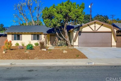 2751 8th Street, La Verne, CA 91750 - MLS#: CV17273969