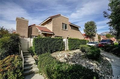 8351 Gabriel Drive UNIT D, Rancho Cucamonga, CA 91730 - MLS#: CV17274004