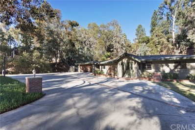 4750 Live Oak Canyon Road, La Verne, CA 91750 - MLS#: CV17274159