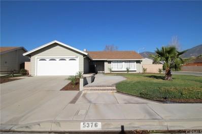 5376 Jasmine Street, San Bernardino, CA 92407 - MLS#: CV17275091