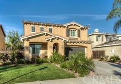 26190 Calle Alto, Moreno Valley, CA 92555 - MLS#: CV17275940