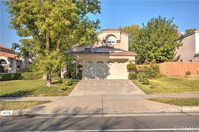 1679 E Brockton Avenue, Redlands, CA 92374 - MLS#: CV17276149