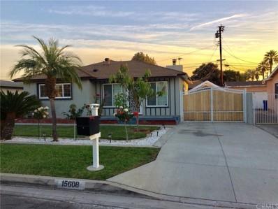 15608 E Grovecenter Street, Covina, CA 91722 - MLS#: CV17276836