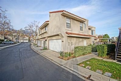 6941 Laguna Place UNIT D, Rancho Cucamonga, CA 91701 - MLS#: CV17277026