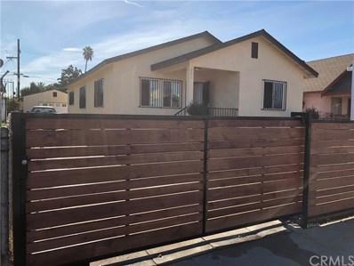 202 W 73rd Street, Los Angeles, CA 90003 - MLS#: CV17278232