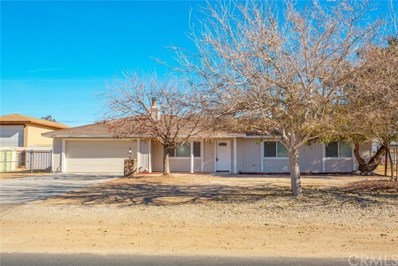 12591 Snapping Turtle Road, Apple Valley, CA 92308 - MLS#: CV17278694