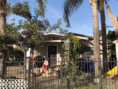 1667 E 84th Street, Los Angeles, CA 90001 - MLS#: CV17278862