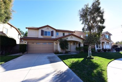 7277 Oak Tree Place, Fontana, CA 92336 - MLS#: CV17279335