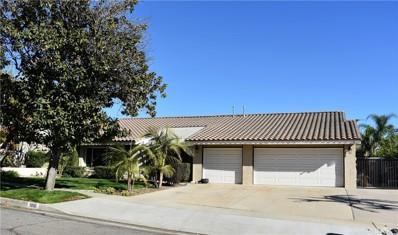 1810 Coolcrest Way, Upland, CA 91784 - MLS#: CV17279588