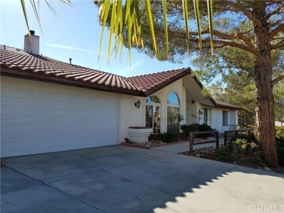 18841 Ranchero Road, Hesperia, CA 92345 - MLS#: CV18000222