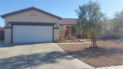 15825 Desert Pass Street, Adelanto, CA 92301 - MLS#: CV18000242