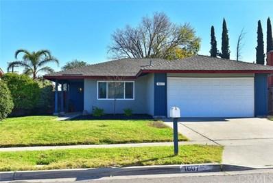 1607 Pamela Street, Corona, CA 92879 - MLS#: CV18000578