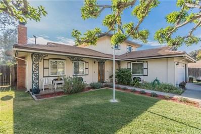 1858 E Palm Drive, Covina, CA 91724 - MLS#: CV18000659