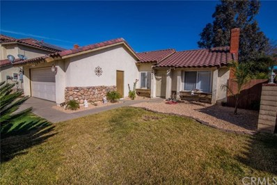 14820 Van Gogh Avenue, Moreno Valley, CA 92553 - MLS#: CV18002255