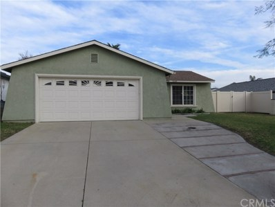 7649 Henbane Street, Rancho Cucamonga, CA 91739 - MLS#: CV18002325
