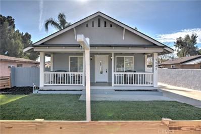 9547 Monte Vista Street, Rancho Cucamonga, CA 91701 - MLS#: CV18003172