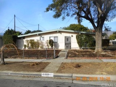 6103 N Traymore Avenue, Azusa, CA 91702 - MLS#: CV18003394