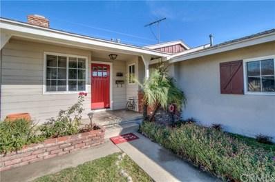 207 E Benbow Street, Covina, CA 91722 - MLS#: CV18004213