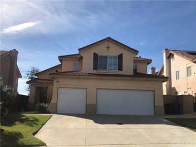 14879 Southend Street, Fontana, CA 92336 - MLS#: CV18004606