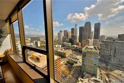 1100 Wilshire Boulevard UNIT 2809, Los Angeles, CA 90017 - MLS#: CV18005090