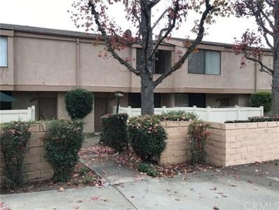 19240 La Puente Road UNIT 12, West Covina, CA 91792 - MLS#: CV18005204