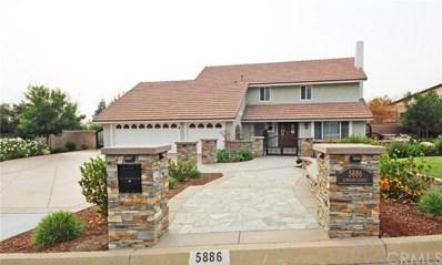 5886 Elmhurst Avenue, Alta Loma, CA 91737 - MLS#: CV18006291