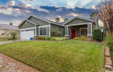 3630 VanDerbilt Drive, Corona, CA 92881 - MLS#: CV18006656