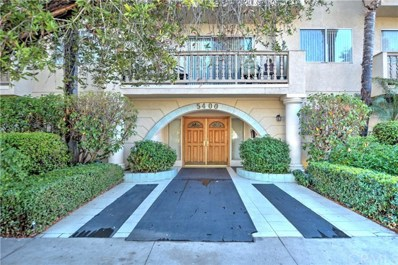 5400 Lindley Avenue UNIT 217, Encino, CA 91316 - MLS#: CV18007964