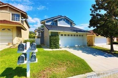 2854 Woodsorrel Drive, Chino Hills, CA 91709 - MLS#: CV18008202
