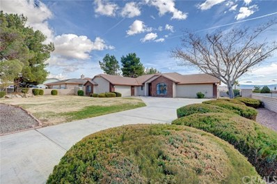 16347 Kamana Road, Apple Valley, CA 92307 - MLS#: CV18008598