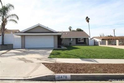 3476 Windsong Street, Corona, CA 92879 - MLS#: CV18008600
