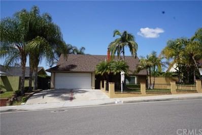 1027 Overlook Ridge Road, Diamond Bar, CA 91765 - MLS#: CV18008950