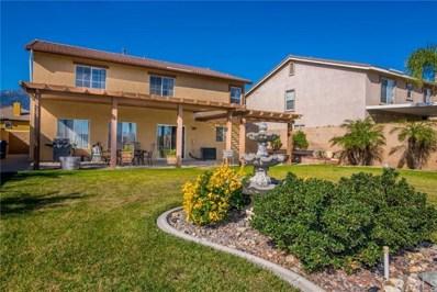 15135 Crazy Horse Avenue, Fontana, CA 92336 - MLS#: CV18009566