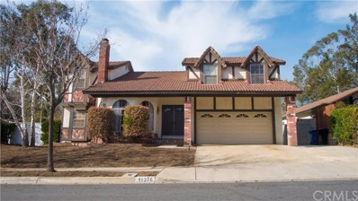 11376 Mount Johnson Court, Rancho Cucamonga, CA 91737 - MLS#: CV18010101
