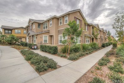 16001 Chase Road UNIT 56, Fontana, CA 92336 - MLS#: CV18010393