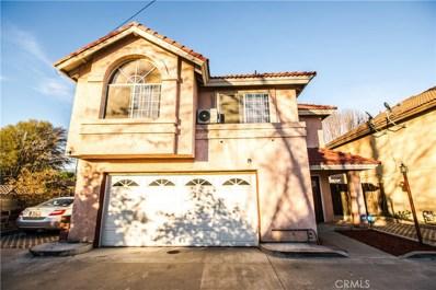 3855 Gilman Road, El Monte, CA 91732 - MLS#: CV18010574