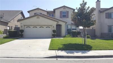 15635 Britney Drive, Fontana, CA 92336 - MLS#: CV18010594