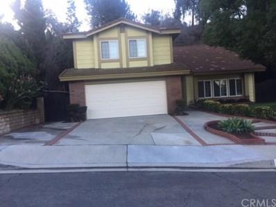 23464 Coyote Springs Drive, Diamond Bar, CA 91765 - MLS#: CV18012493