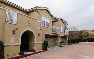 11450 Church Street UNIT 124, Rancho Cucamonga, CA 91730 - MLS#: CV18013533